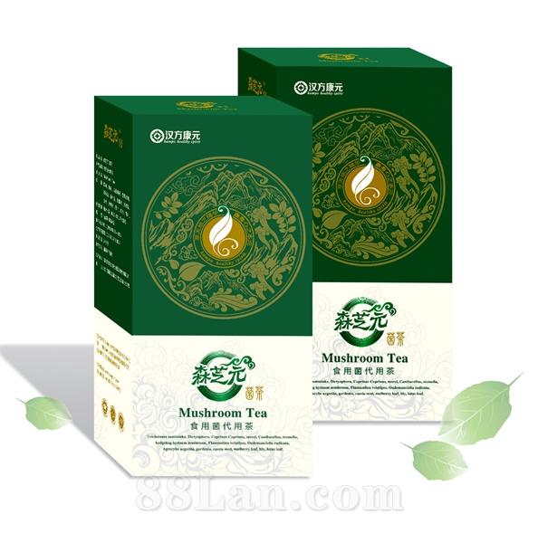 森芝元食用菌代用茶