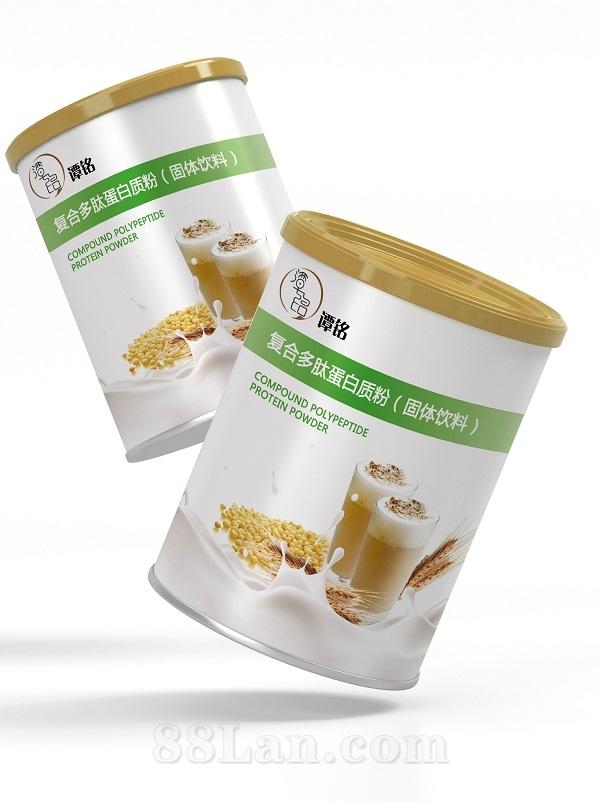 辅助降三高复合多肽蛋白质粉固体饮料