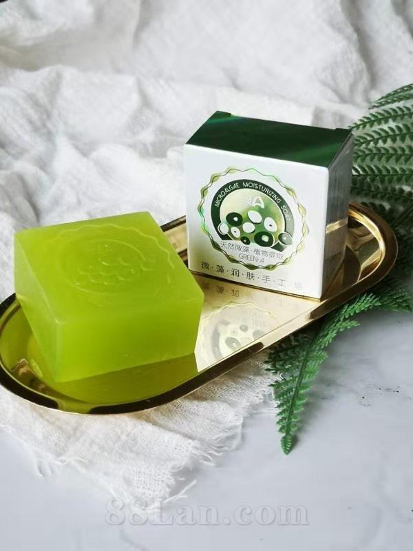 微藻润肤手工皂