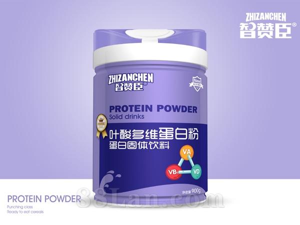 叶酸多维蛋白粉
