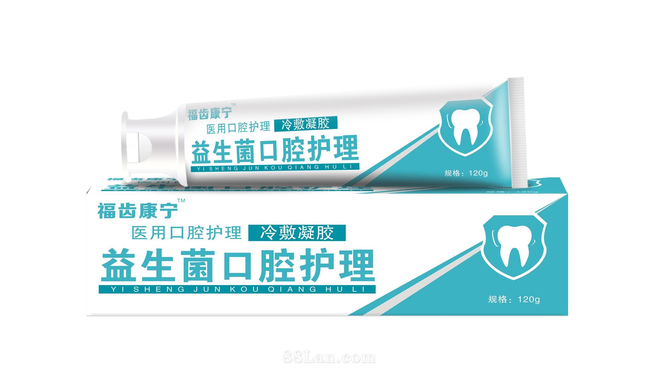 医用口腔护理冷敷凝胶-益生菌口腔护理